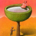 کاریکاتور های مفهومی و پر معنا (۴)