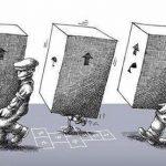 کاریکاتورهای مفهومی و جالب (۵)