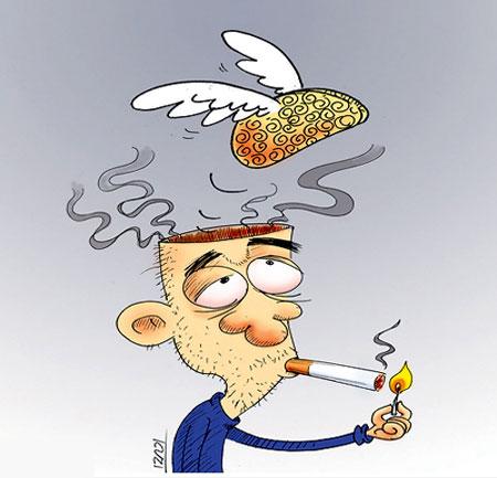 مجموعه کاریکاتورهای اعتیاد به مواد مخدر(۲)