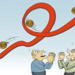 کاریکاتورهای خنده دار سقوط قیمت سکه