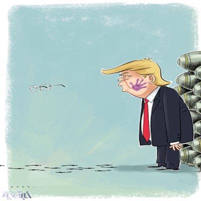 کاریکاتور به روح اعتقاد داری