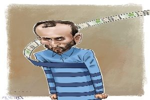 کاریکاتور بقایی با دلارها چه کرد؟!