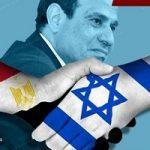 کاریکاتور توافق بزرگ گازی رژیم صهیونیستی با مصر