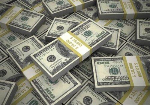 کاریکاتور دلار
