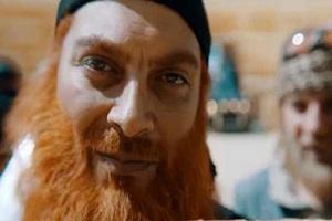 کاریکاتور تبلیغات فیلم حاتمیکیا در جام جهانی