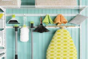 شستن دیوار و سقف