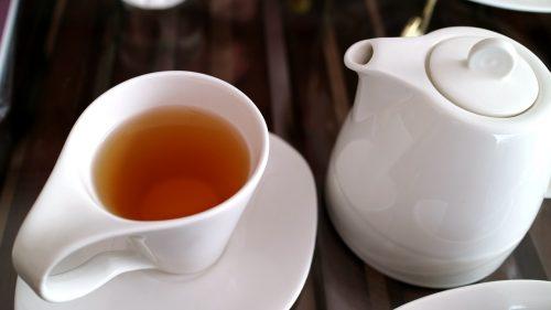 لکه چای روی لباس