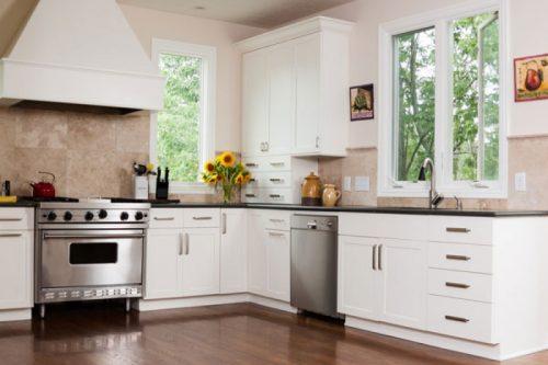 تغییر آشپزخانه