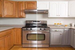 ۵ راه و تغییر دادن سریع آشپزخانه