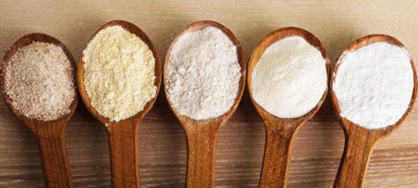درست کردن شیرینی با آرد گز