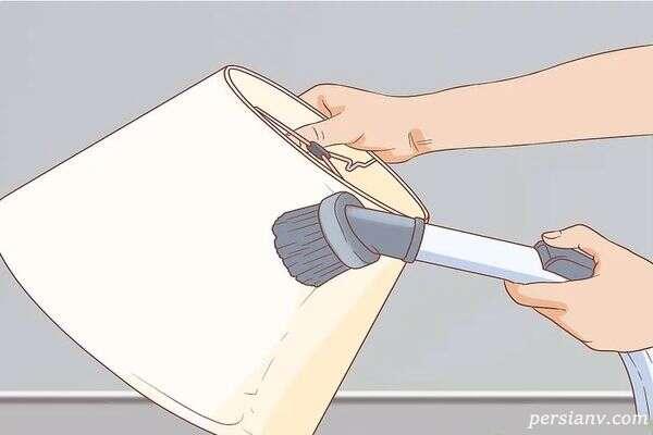 تمیز کردن آباژور
