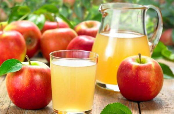 چند نکته در مورد گرفتن آب سیب