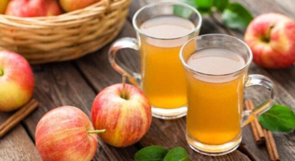 گرفتن آب سیب