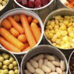 رعایت نکات مصرف قوطی کنسرو