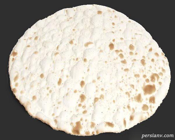 اگر مقداری از نان سفید اضافه آمده و مصرف نمی شود