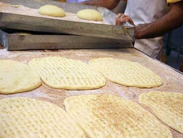 نگهداری نان سفید
