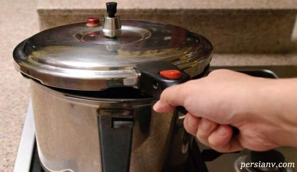 دو روش پخت غذا با زودپز