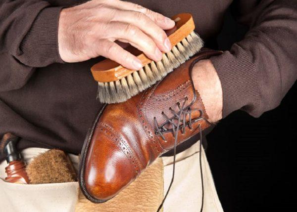 خشک کردن کفش