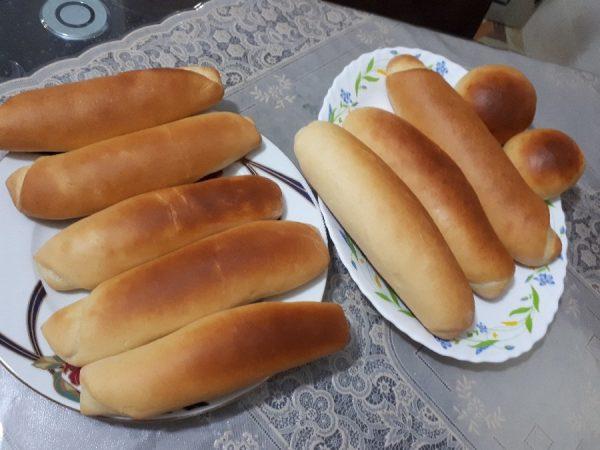 نگهداری نان باگت در خانه