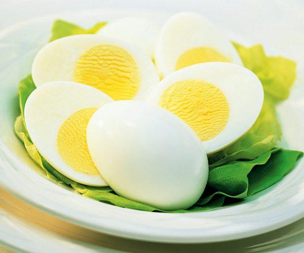 زمان نگهداری تخم مرغ آب پز