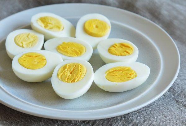 مدت نگهداری تخم مرغ آب پز شده
