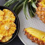 طریقه خشک کردن میوه مثل آناناس