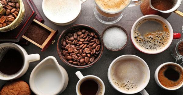 دم کردن قهوه با شیر