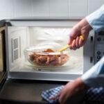 روش سرخ کردن مواد غذایی در مایکروفر