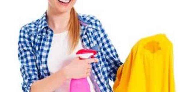 از بین بردن لکه های روغن مایع بر روی لباس ها