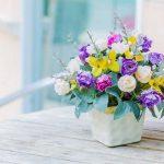 چگونگی تمیز کردن یا شستشوی گلهای پارچه ای