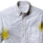 البسه رنگی که توسط لباس مشکی رنگ گرفته