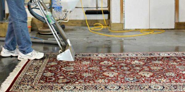 از بین بردن پرزهای فرش