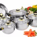 قابلمه های استیل برای پخت و پز