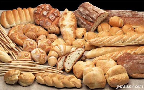 روش های صحیح پخت و نگهداری نان