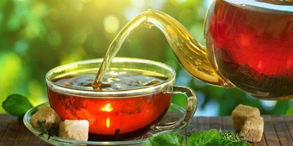 از بین بردن چربی چای ساز