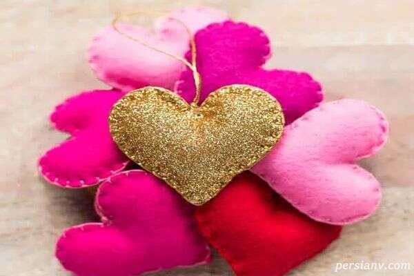 کاردستی برای ابراز عشق