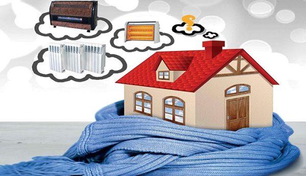 روشهای ساده برای حظ گرما در زمستان