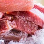 راهکاری ساده برای باز شدن یخ مرغ
