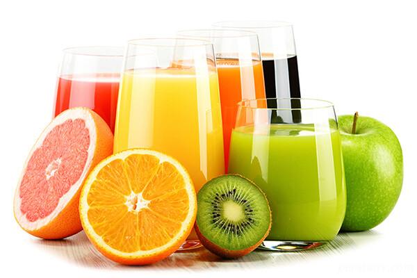 نگهداری آب میوه