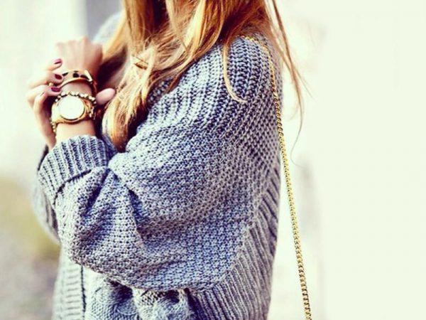 نگهداری صحیح از لباس بافتنی زمستانی