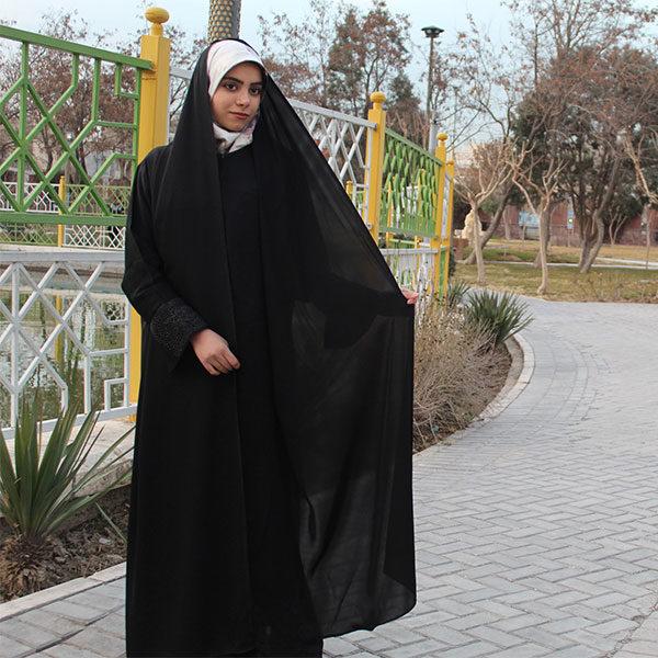 دوخت چادر ملی