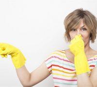 از بین بردن بو از محیط