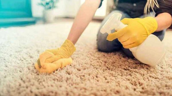 طرز استفاده صحیح از شامپو فرش