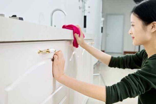 چگونه آشپزخانه های تر و تمیز داشته باشیم؟