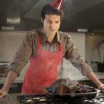 مقابله با بوی غذای سوخته یا رنگ