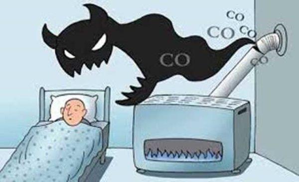 خرید بخاری گازی