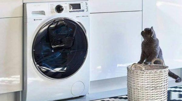 راههای نگهداری ماشین لباسشویی