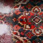 چگونه فرش دستباف تمیز کنیم
