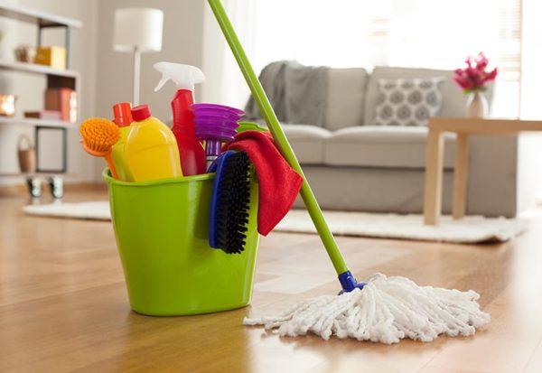 تمیز کردن وسایل برقی