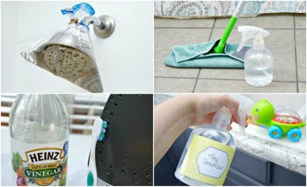 روش تمیز کردن سینک استیل